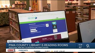 County libraries add e-reading rooms