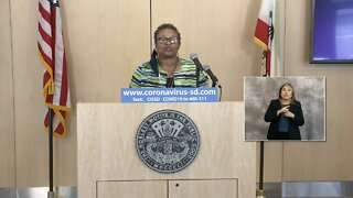 County addresses people attending outdoor church services