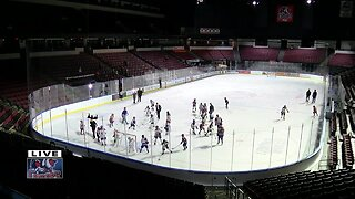 Breaking the Ice: Condors Preview Show