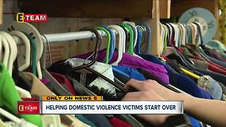 Local moving company helps domestic violence victims start over