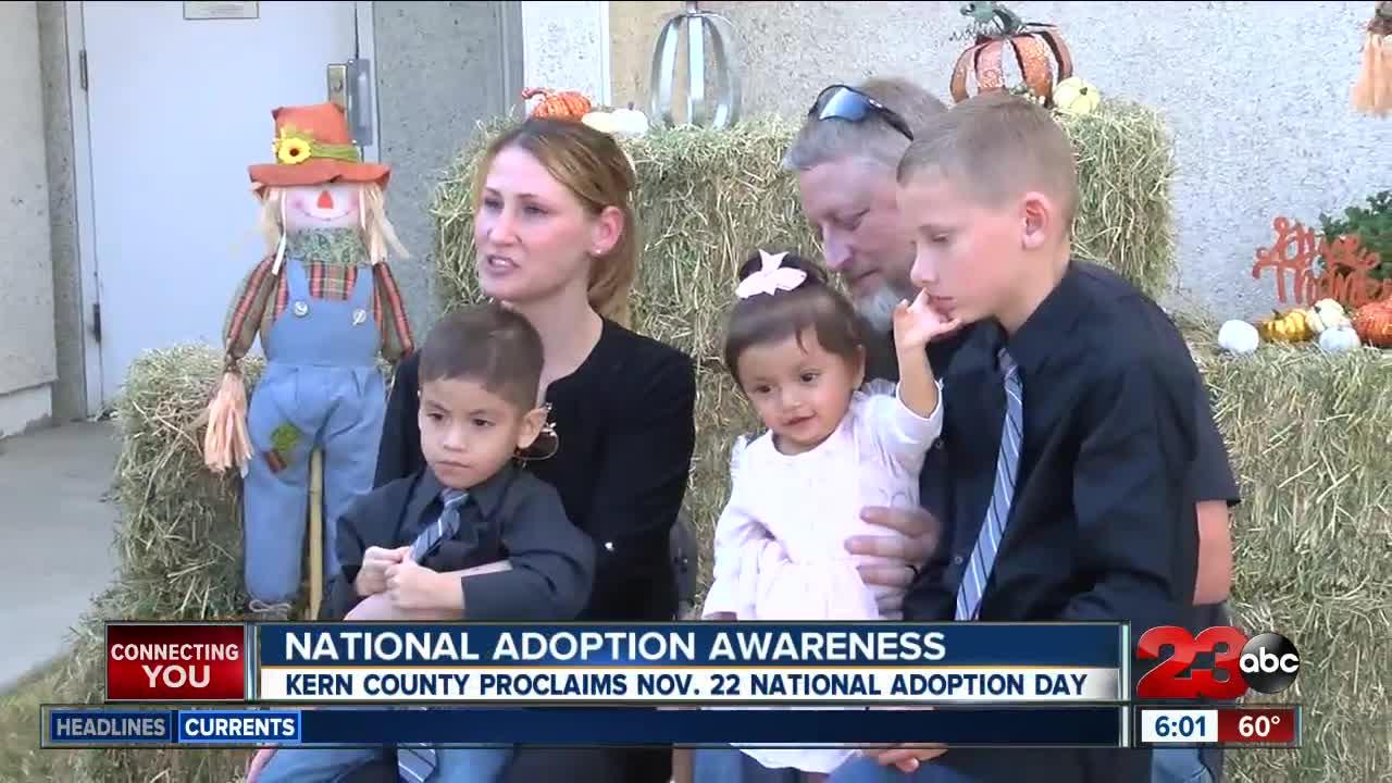 National Adoption Awareness