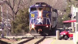 HD: North Carolina's Amtrak Piedmont Train