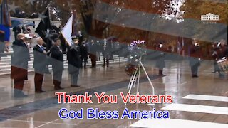 Thank You Veterans and God Bless America