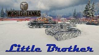 ELC Even90 - Little Brother - World of Tanks