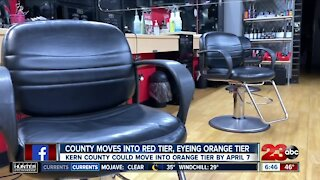 Kern County Public Health Director discusses Kern's move into the red tier