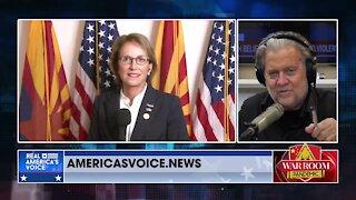 AZ State Senator Throws Down On Election Audit