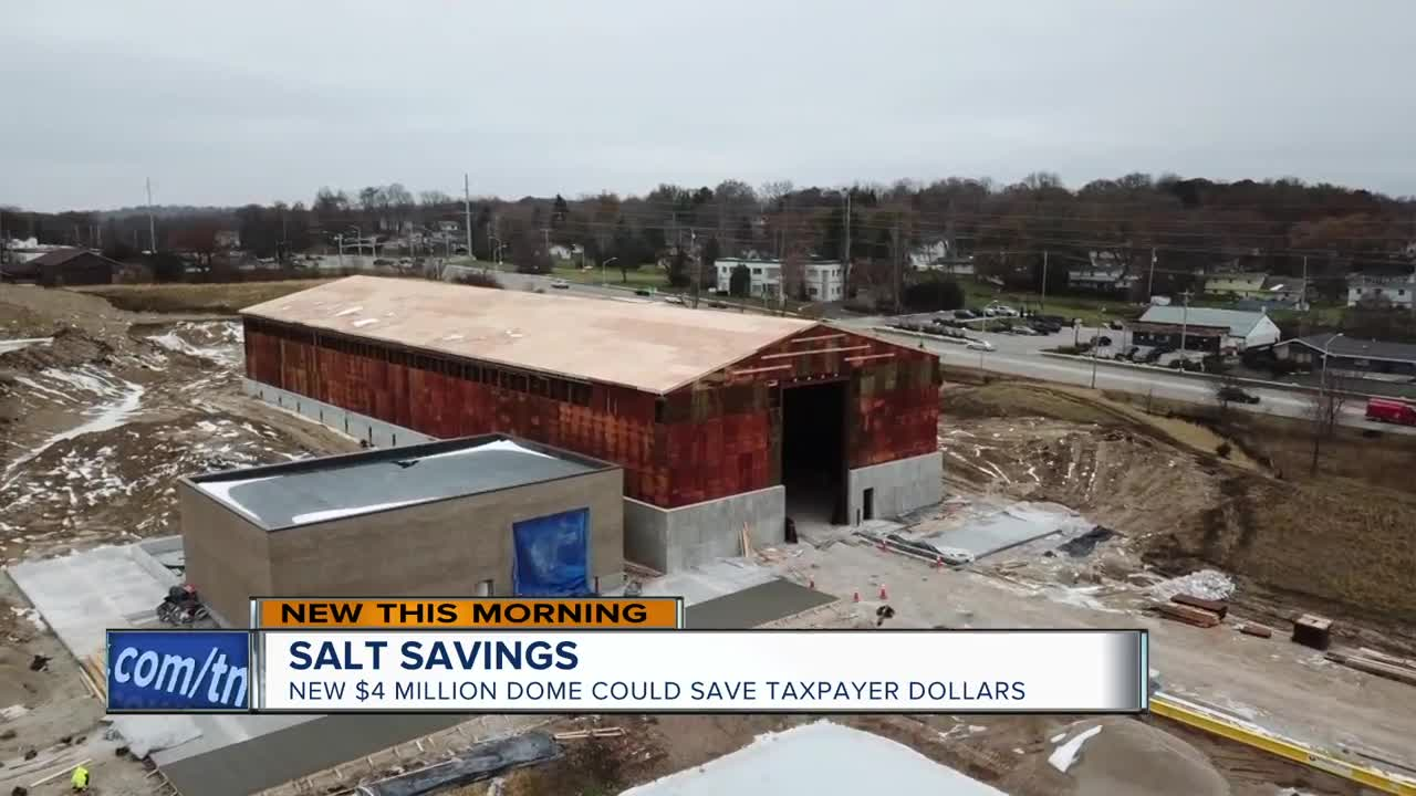 Waukesha County fighting snow with new $4 million facility