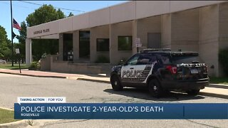 Police investigating 2-year-old's death