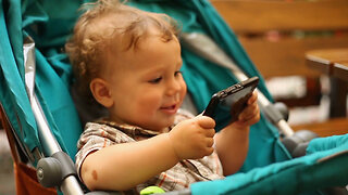 Toddler Screen Use Shows Explosive Growth, Says Study