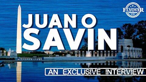 Juan O Savin Exclusive Interview
