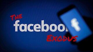 The Facebook Exodus