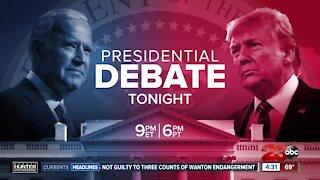 2020 Presidential Debate: Trump vs. Biden