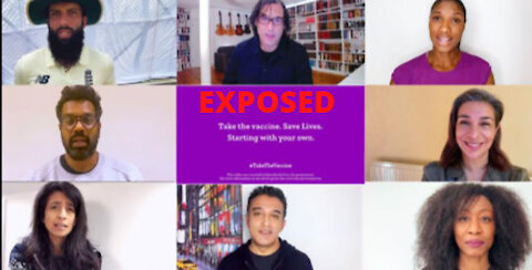 #TakeTheVaccine EXPOSED