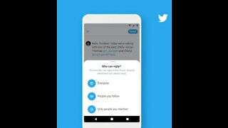 Twitter rolls out new reply feature