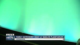 Family Astronomy Night at the Barlow Planetarium
