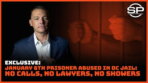 J6 Political Prisoner Exposes Torture, Speaks Out in EXCLUSIVE Tell-All Interview