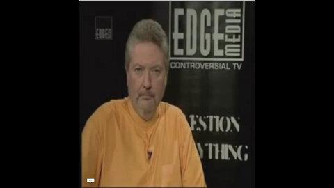 jon and ceylon on Edge TV 10 Mar 2013