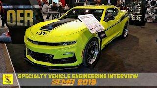 Specialty Vehicle Engineering Interview 2020 YenkoSC