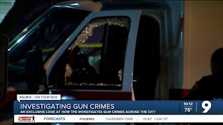 Part 1: Solving gun crimes with the Tucson Police Department