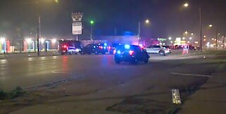 Two killed in crash, including 4 y.o., on Detroit's west side