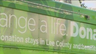 Lee Health blood drive tomorrow