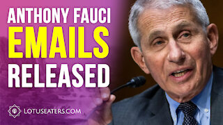 Anthony Fauci's Emails Released