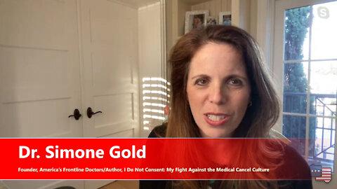 Dr. Simone Gold | ACWT Interview 12.28.20