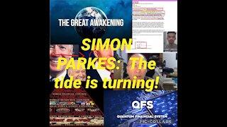 Simon Parkes Situation Update