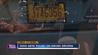 Ohio gets tough on drunk driving