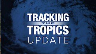 Tracking the Tropics| June 18 evening update