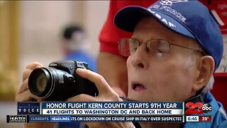 A Veteran's Voice: Honor Flight Kern County