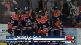 Bakersfield Condors defeat Colorado, 5-2