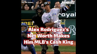 What Is Alex Rodriguez's Net Worth?