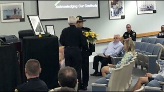 Jupiter police hold annual Peace Officers Memorial Ceremony