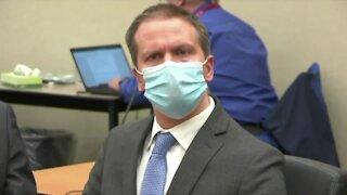 Buffalo men react to Derek Chauvin verdict