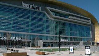 Milwaukee Bucks to increase fan capacity at Fiserv Forum to 18 percent