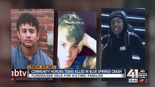 Blue Springs community honors teens after tragic crash