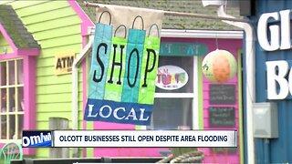 Olcott businesses still open!