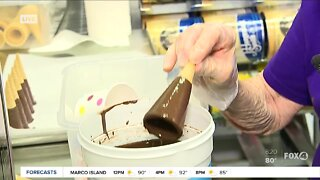 Meet the Master Cone Maker at Love Boat Ice Cream