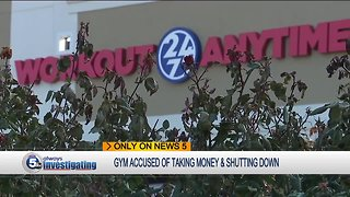 Police investigating closing of Fairview Park gym