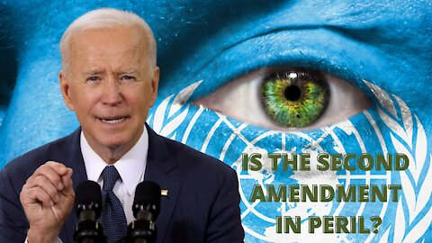 BIDEN ADMIN HINTS AT REENTERING TREATY which could lead to global registration