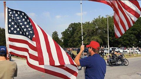 Honoring a Fallen Marine