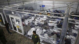 Border Processing Facilities Still Packed