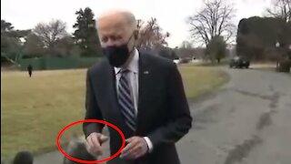 Joe Biden - schlampiges Videokonstrukt (16. März 2021)