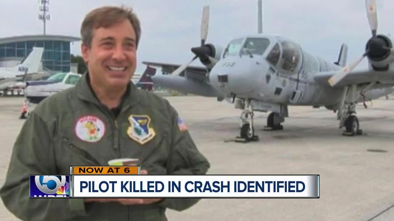Pilot killed in Stuart Air Show crash identified