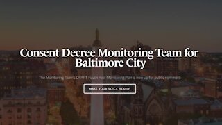 Under consent decree, Baltimore Police implement 14 policies