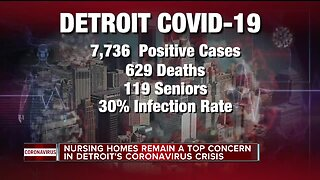 COVID-19 testing in Detroit expands to all essential workers