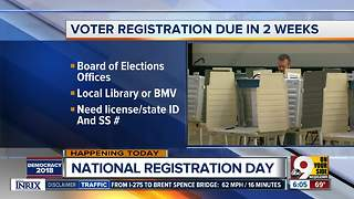 Where you can register to vote in Tri-State