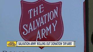 salvation army interview