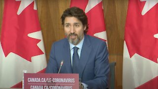 Trudeau Says Vaccine Passports Could Come To Canada When The Border Reopens
